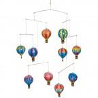 Mobile montgolfières