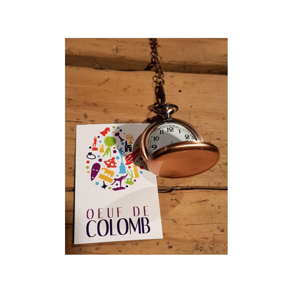 Collier montre