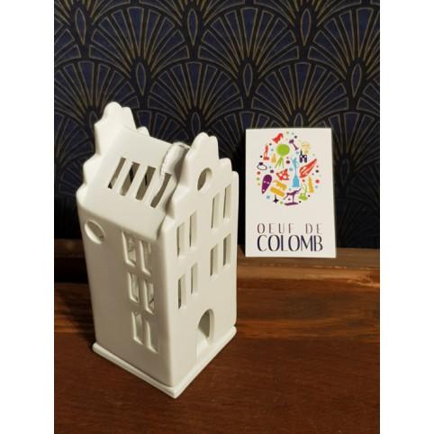 Maison porcelaine