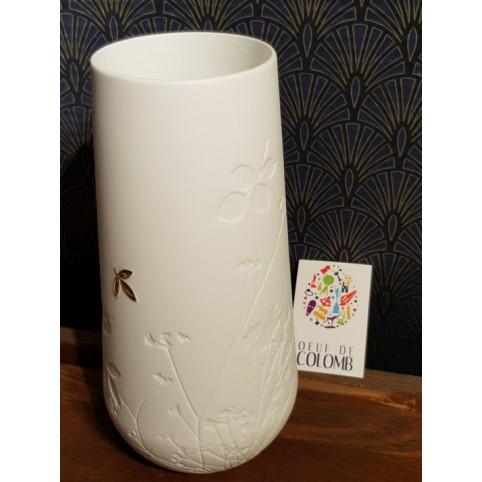 Vase porcelaine