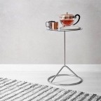 LOOP SIDE TABLE COPPER