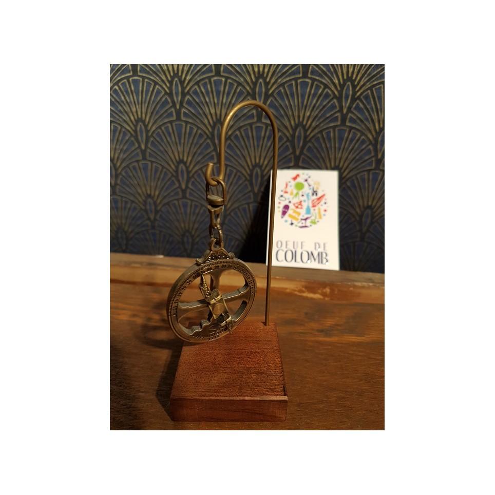 Mini astrolabe nautique