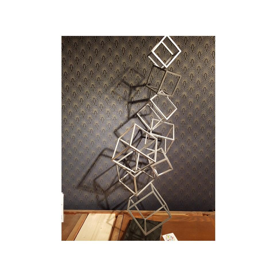 Sculpture cubes
