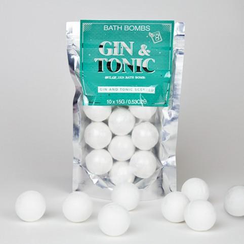 Gin & tonix boules de bains