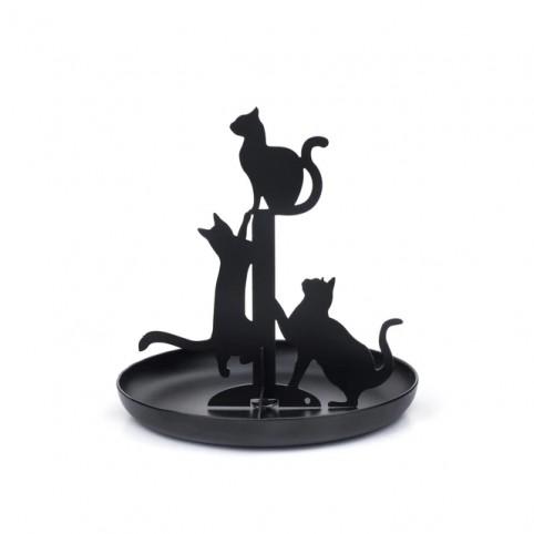 Porte bijoux chat