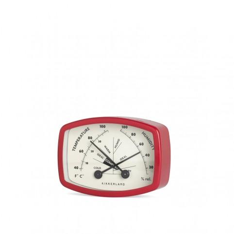 Thermomètre hygromètre magnétique