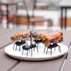 Piques de fêtes fourmis (lot de 20)