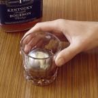 Boules de whisky en acier inoxydable
