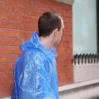 Poncho de pluie d'urgence