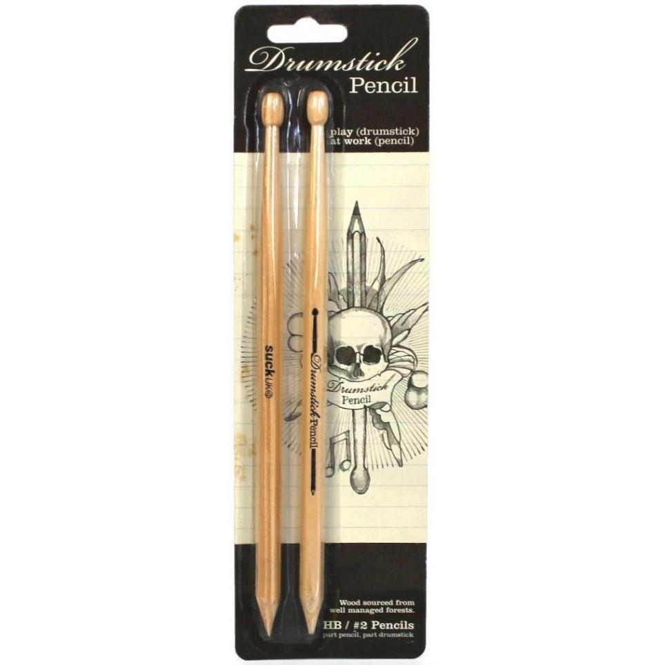 Baguettes de batterie crayons